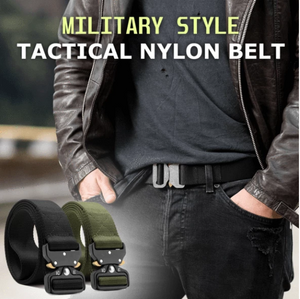TODAY - Military Style Tactical Nylon Belt