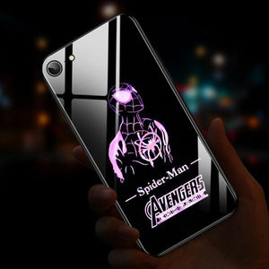 INDUCTION LIGHT PHONE CASE -