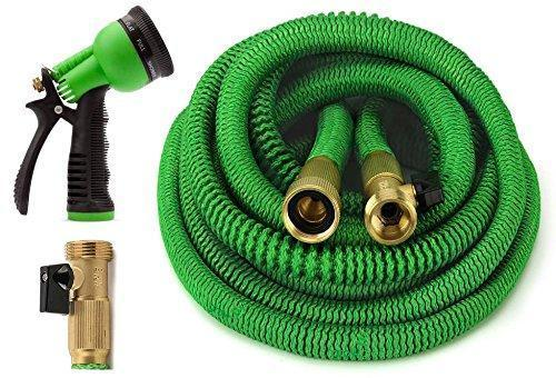 New Expandable Magic Hose w/ Spray gun (30m/100ft)