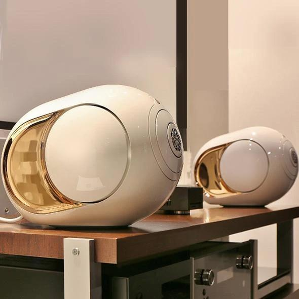 GOLDEN SPEAKER - High-End Wireless Speaker -108 dB(Buy 2 save 10%)