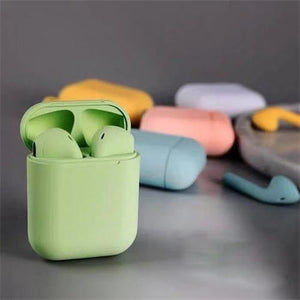 TWS Wireless Bluetooth Earphones-Brand new macaron color(Two pieces of free shipping 60% OFF)