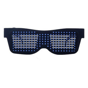 APP & Bluetooth Control Led Party Glasses