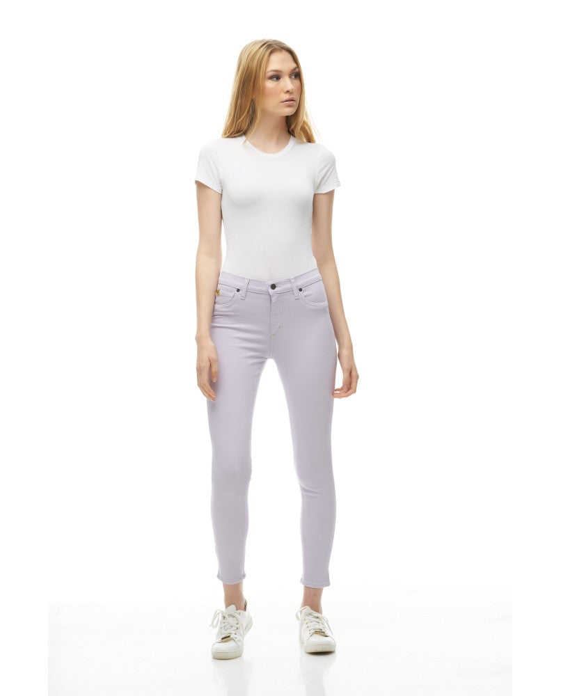 Yoga jeans Lilas 1686co