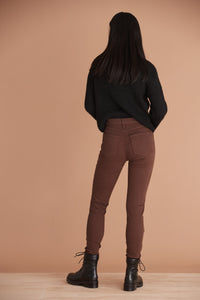 Yoga Jeans Mahogany 1711Co