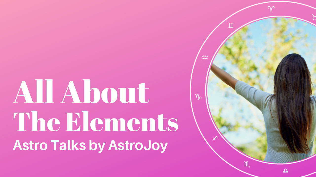The Elements: ASTRO TALKS EPISODE 7