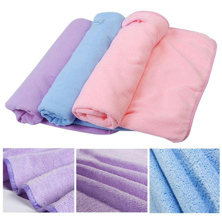 Wearable Spa Towel