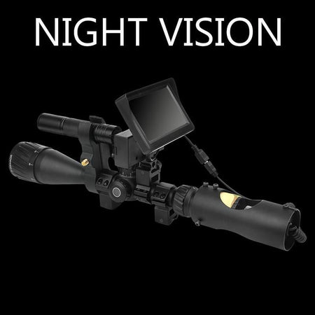 Night Vision Riflescope