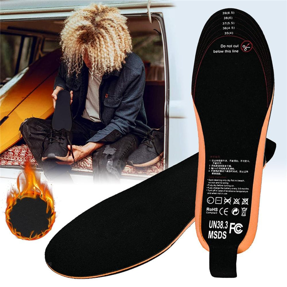 Ultra Heated Insoles