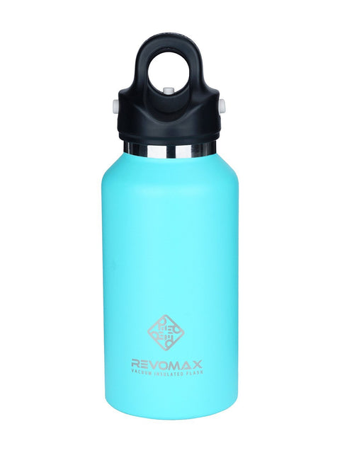 Revomax Vacuum Insulated Stainless Flask, 355ml / 12oz - Revomax Online