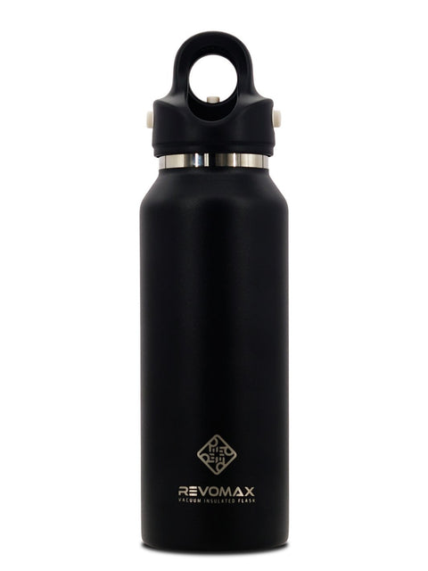 Revomax Vacuum Insulated Stainless Flask, 355ml / 12oz Slim - Revomax Online