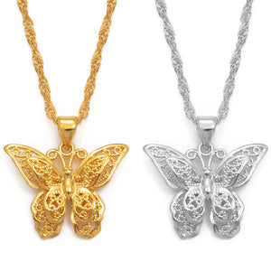 Butterfly Effect Pendant