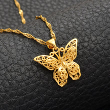 Load image into Gallery viewer, Butterfly Effect Pendant