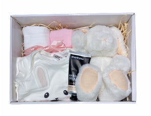 Welcome Little Lady Gift Box