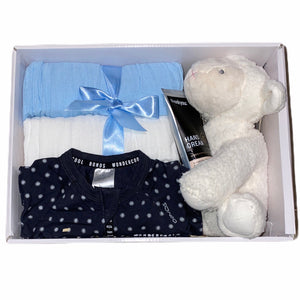 Sweet Baby Boy Gift Box