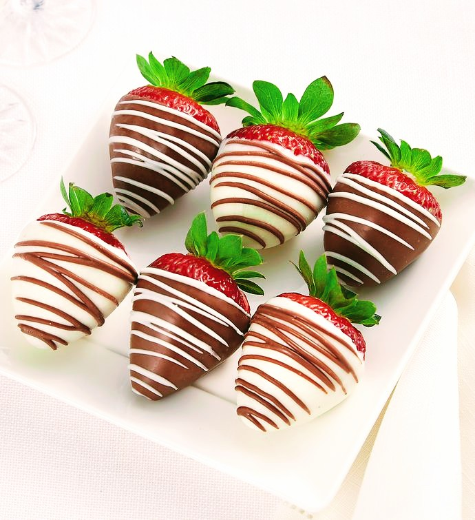 Chocolate Covered Strawberries - Blooms In Bloom