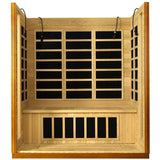 Golden Designs 3 Person Infrared Sauna Dynamic Modena Edition DYN-6444-04 - BathVault