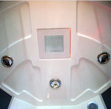 "Mesa 702A Steam Shower 61"" x 61"" x 89"" - BathVault"