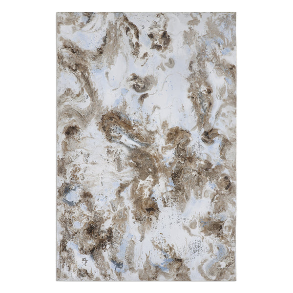 Uttermost Dust Storm Abstract Art 34353 - BathVault