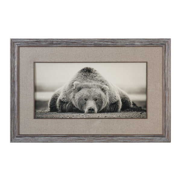 Uttermost Deep Sleep Bear Print 33661 - BathVault