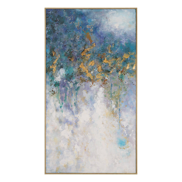 Uttermost Floating Abstract Art 31407 - BathVault