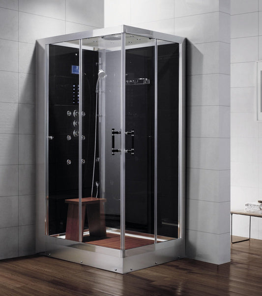 "Athena WS-117 Steam Shower 47""x 36""x 89"" - BathVault"