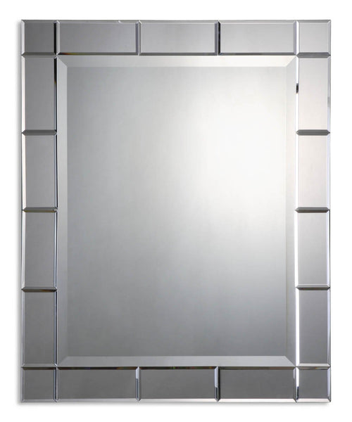 Uttermost Makura Beveled Mirror 08052 B - BathVault
