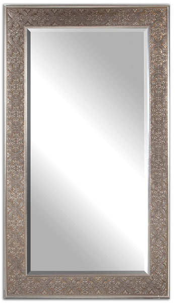 Uttermost Villata Antique Silver Mirror 14225 - BathVault