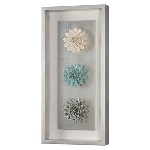 Uttermost Florenza Framed Wall Art 14553 - BathVault