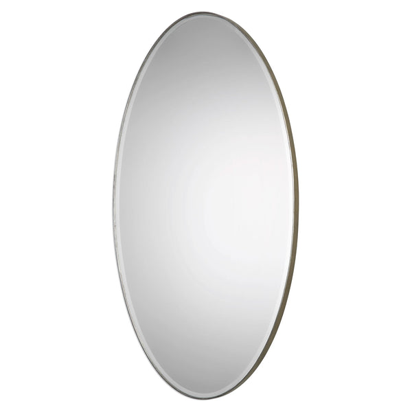 Uttermost Petra Oval Mirror 09095 - BathVault