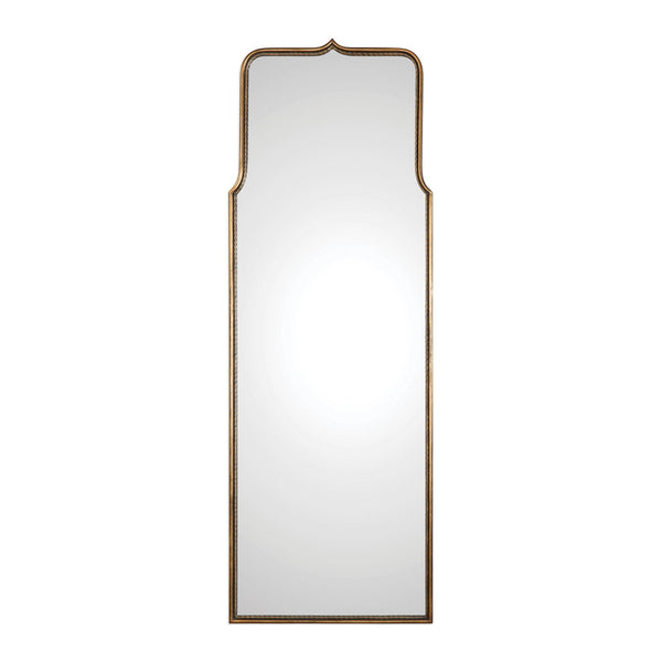 Uttermost Adelasia Antiqued Gold Mirror 09247 - BathVault