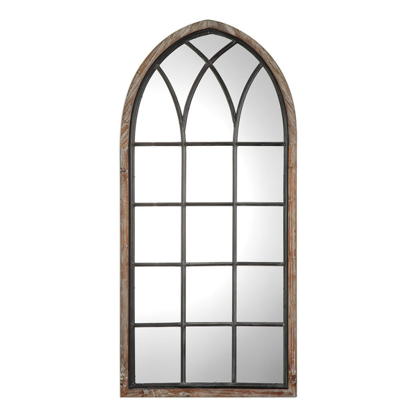 Uttermost Montone Arched Mirror 09276 - BathVault