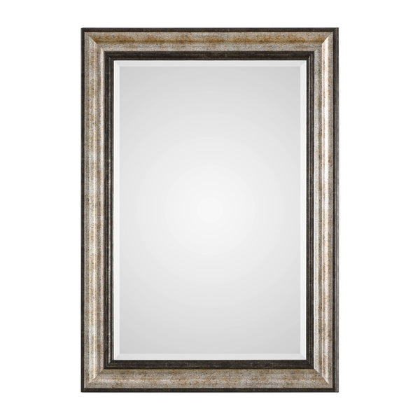 Uttermost Shefford Antiqued Silver Mirror 09366 - BathVault