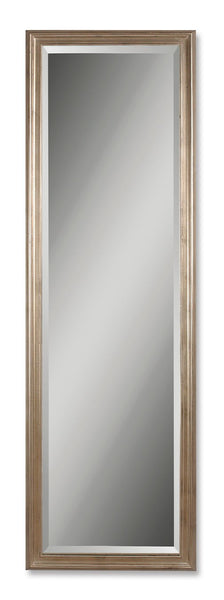Uttermost Petite Hekman Antique Silver Mirror 14053 B - BathVault