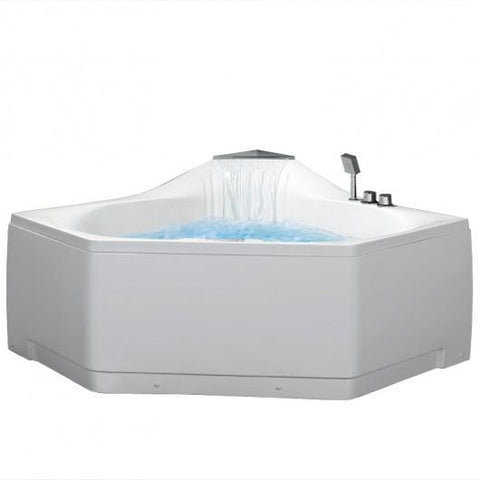 Mesa AM-168JDTSZ Two Person Whirlpool Tub - BathVault