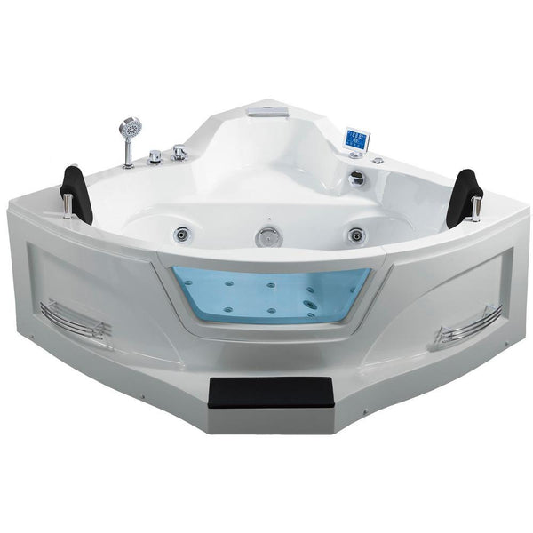 ARIEL ARL-084 TWO PERSON WHIRLPOOL TUB - BathVault
