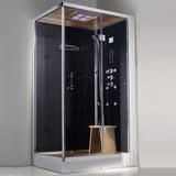 "Athena WS-109 Steam Shower 47""x 36"" x 89"" - BathVault"