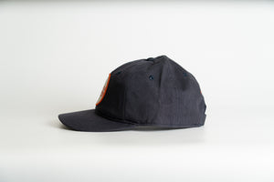 Circle Patch Dad Hat Navy