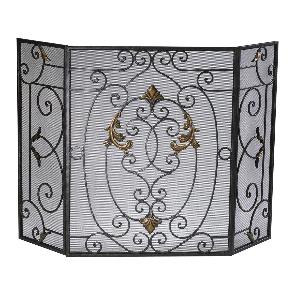 French Fire Screen 01351 by Cyan Design