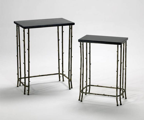 Bamboo Nesting Tables 02045 by Cyan Design