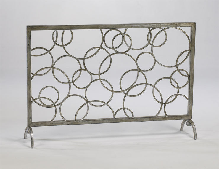 Circle Fire Screen 02244 by Cyan Design