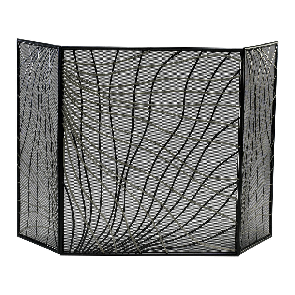 Finley Fire Screen 02447 by Cyan Design