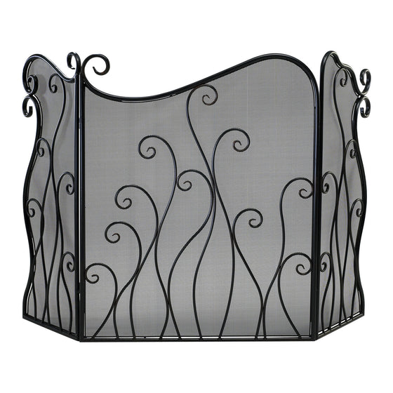 Evalie Fire Screen 02558 by Cyan Design