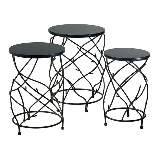 Branch Drum Tables 02765 by Cyan Design