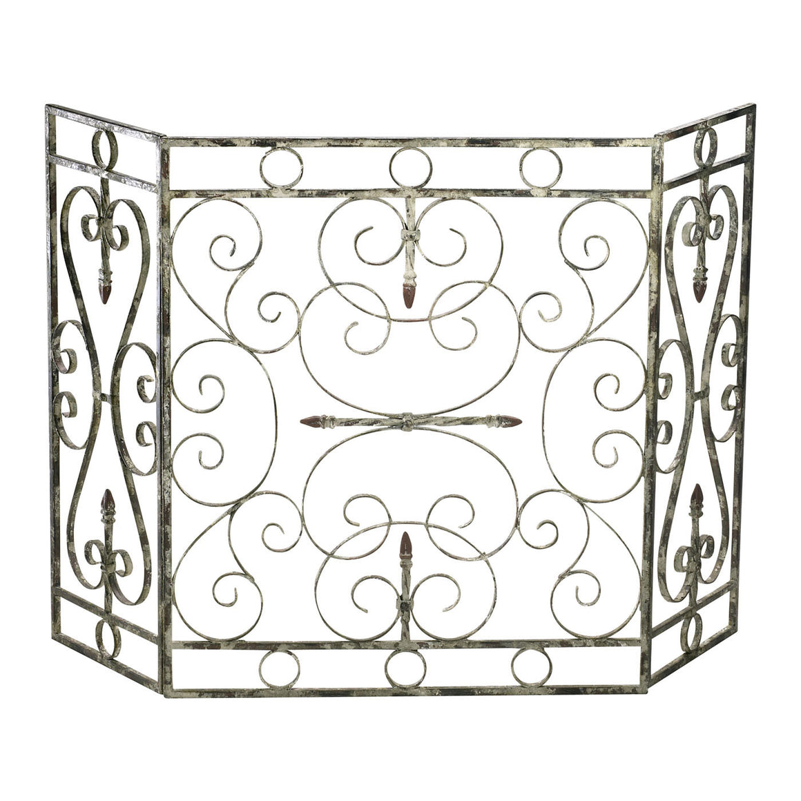 Crawford Fire Screen 04094 by Cyan Design