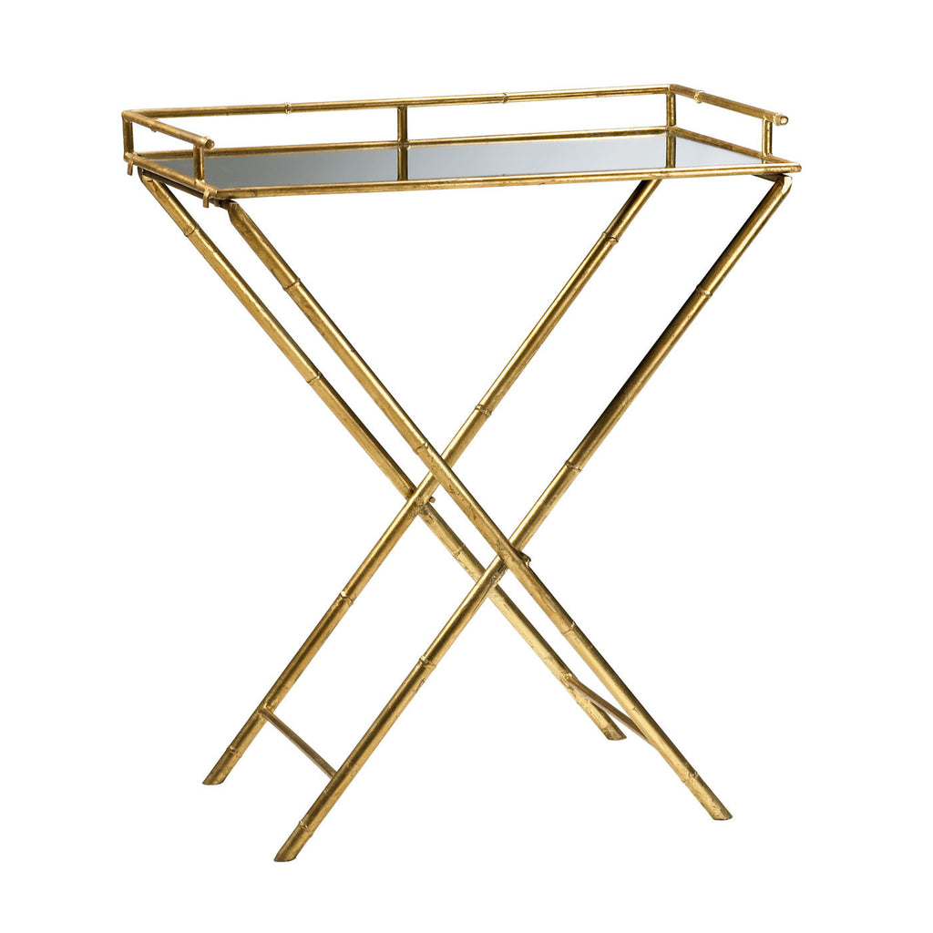 Bamboo Tray Table 04445 by Cyan Design