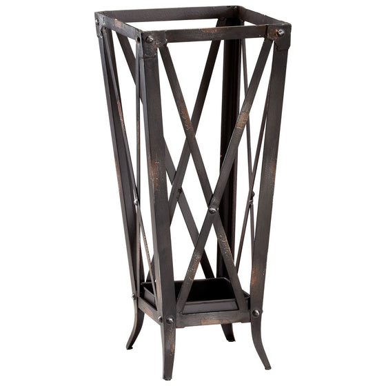 Hacienda Umbrella Stand 04865 by Cyan Design