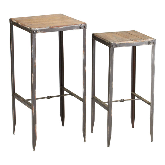 Camelback Nesting Tables 04871 by Cyan Design