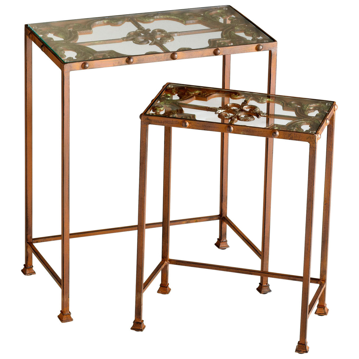 Gunnison Nesting Tables 04887 by Cyan Design