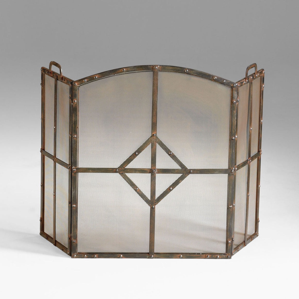Lincoln Fire Screen 04900 by Cyan Design