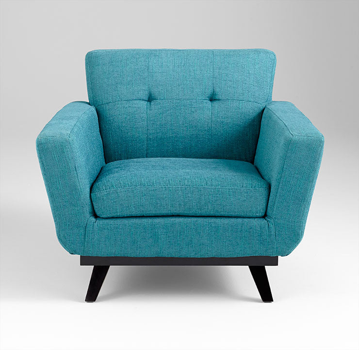 Chairman of the Blues Chair 06329 by Cyan Design